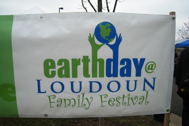 2011 04 - Earth Day Loudoun sign