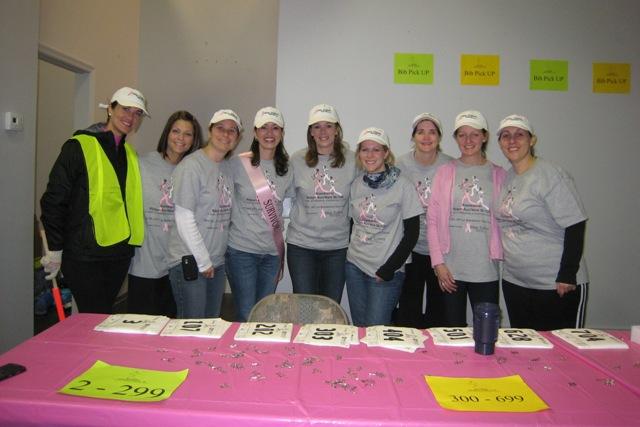 2011 04 - RR Step Sisters at work