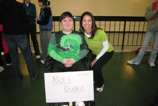 Nick and Angela