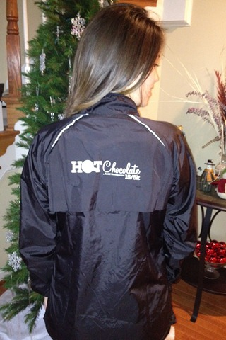 Hot Chocolate jacket