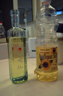 OCM  Sunflower oil